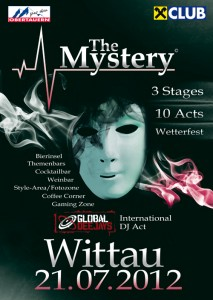 The Mystery Flyer